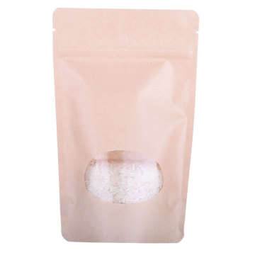 wholesale paper bag with zipper