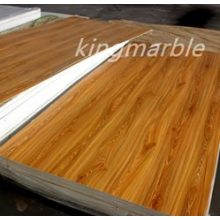 top quality pvc wooden texture panel for ceiling decoration