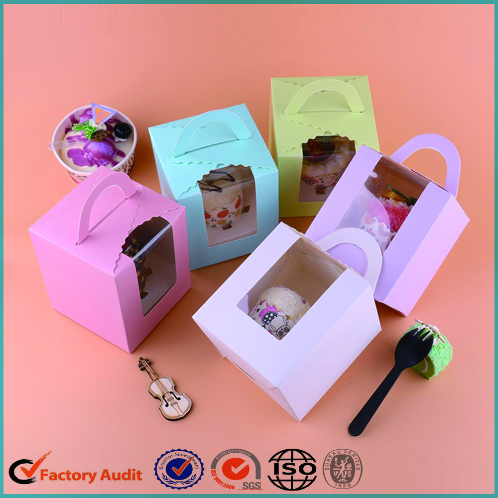 Cupcake Box Zenghui Paper Package Co 2