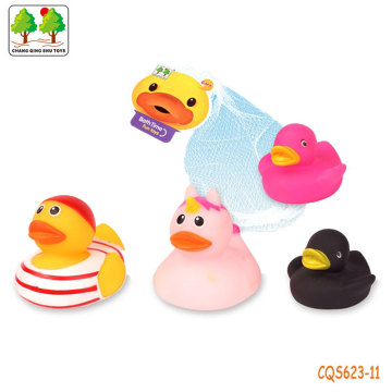 CQS623-11 CQS soft ducks 4PCS with BB sound