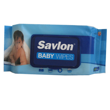 Disposable pre-moistened biodegradable Baby Wet Wipes