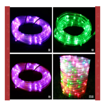 LED Copper Wire Solar Lights