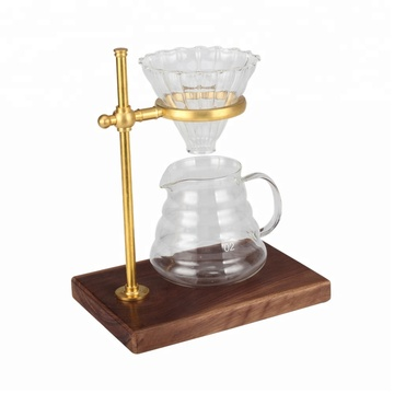 Brass Pour Over Coffee Dripper