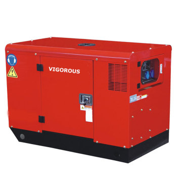 Single Phase Twin-Cylinder Silent Diesel Generator