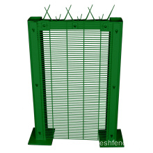 high strength PVC coated anti-climb 358 Fence