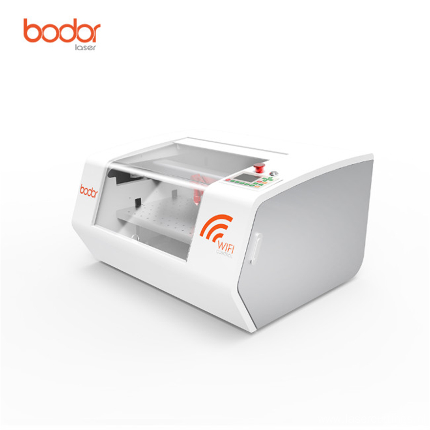 80w portable engrave acrylic mini machine