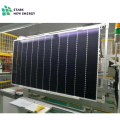 HJT solar panels 570w solar shingle module
