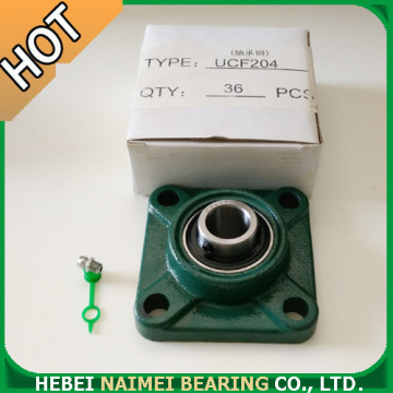 Stock UCF Pillow Block Spherical Radial Ball Bearings