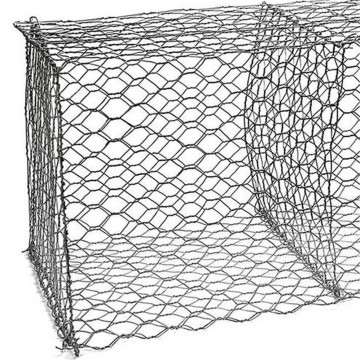 Heavy Galvanized Gabion Box And Mattress