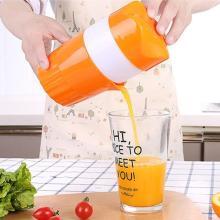 Portable Manual Citrus Juicer for Orange Lemon Fruit Squeezer 300ML Orange Juice Cup Child Health Life Potable Juicer Machine