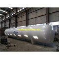 Horizontal 32T 60m3 Propane Storage Tanks