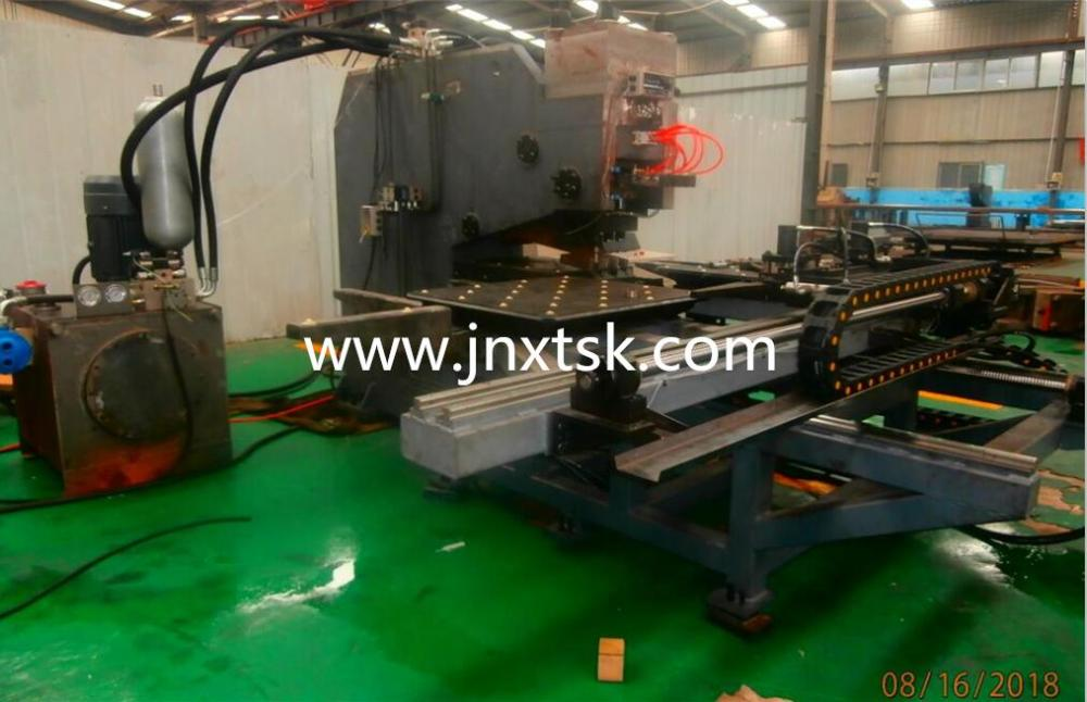 Cnc Heavy Punching Marking Machine