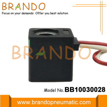 EVI 7/10 Flying Leads Pneumatic Solenoid Coil