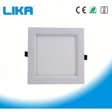 Square 12W Commercial LED Panel Light