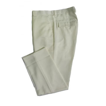 Men's Off White Christmas Pants Trousers