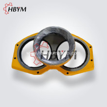 Abrasion Resistant Cutting Ring And Wear Plate