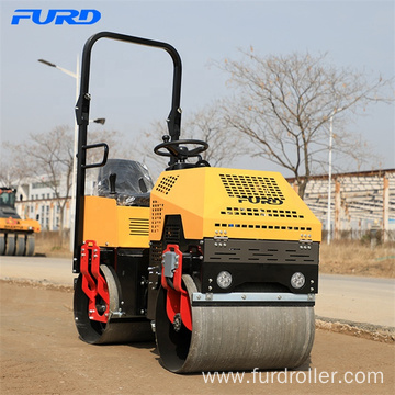 1000KG Vibrating Asphalt Compactor For Multi Function Compaction