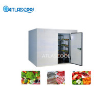 Fruits and vegetables cold room