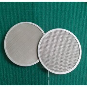 Different Diameter Stainless Steel Wire Mesh Filter Disc