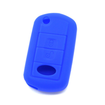 Land Rover silicon key case with 2 buttons