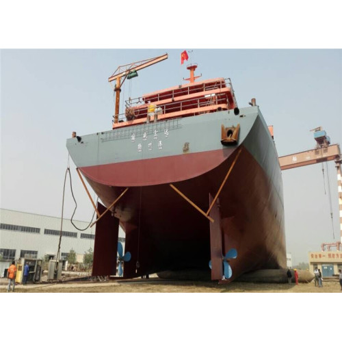 Ship Launching Airbag 1.2mx15m Comply With ISO 14409