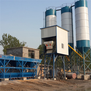 Stationy ready mixed concrete batching plant in Canada