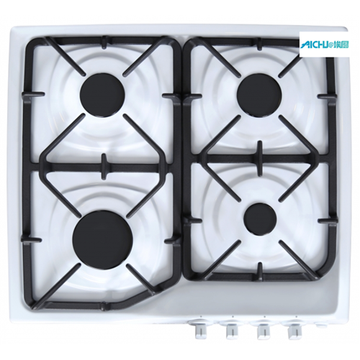 Gas Stove Maintenance 4 Burner