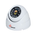 AHD 5 megapixel wired ip camera system
