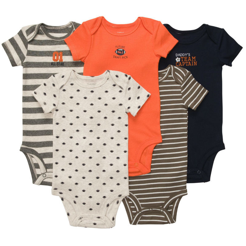 Soft Infant Jump Suits