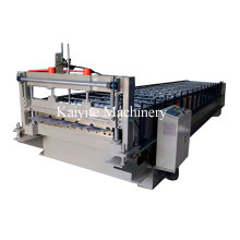 Metal Roofing Sheets Panel Roll Forming Machine