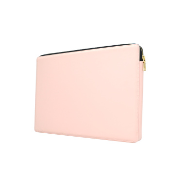 Wholesale Factory Simple Style Leather Laptop Sleeve Bag
