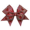 Mickey Print Kids Cute Cheer Hair Bows