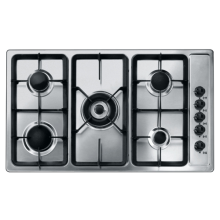 Indesit 5 Burner Stove Cast Iron Pan Supports