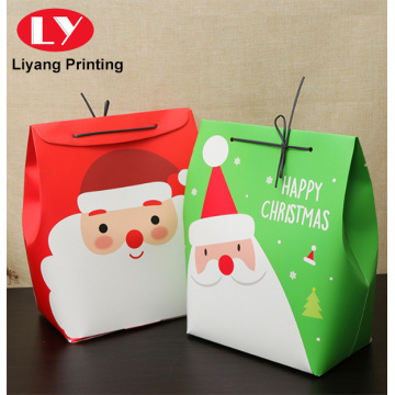 Christmas Gift Packaging Box Red Apple Gift Box