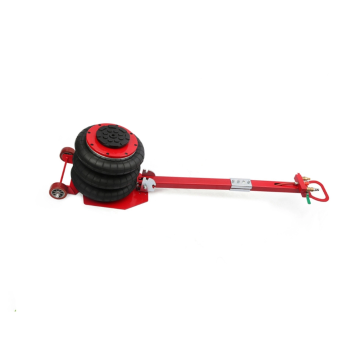 2.5ton inflatable tyre repair air bag jack