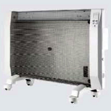 1500w mica heater wall