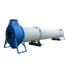 New Design Wood Sawdust Rotary Dryer