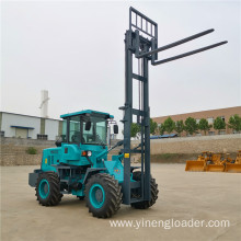 3 Ton Automatic Diesel Forklift