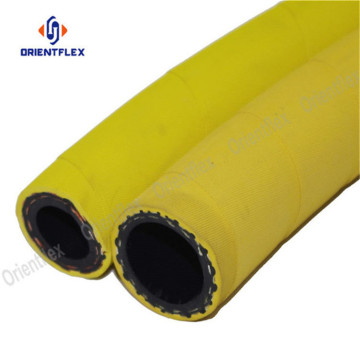 Flexible rubber black air line hose pipe