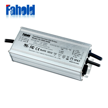 100W 24V impermeable IP67 LED Driver