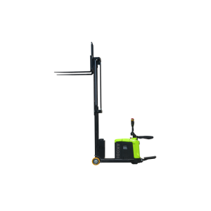 Counterbalance Electric Stacker Two Masts