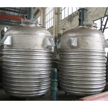 Reaction Kettle Type Stainless Steel Chemical Reactor