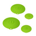 BPA free Silicone Lids Microwave Dish Covers