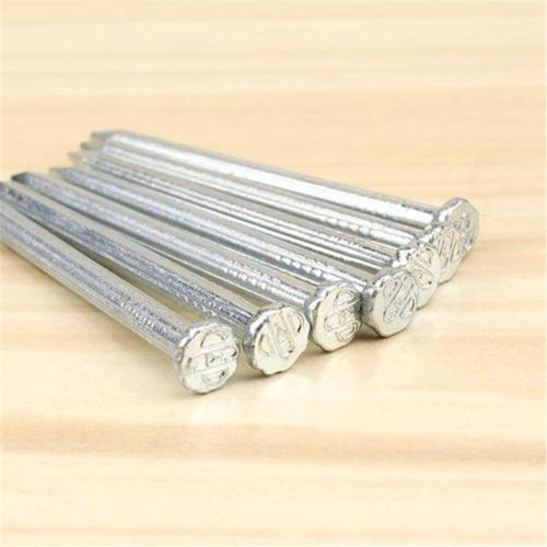 Galvanized concrete nails for construction