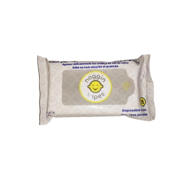 Organic Water Baby Wipe Disposable Cleaning Wipe