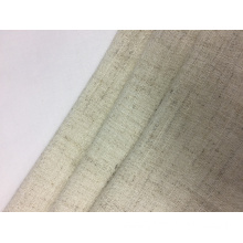 12s Rayon Linen With Slub Solid Fabric