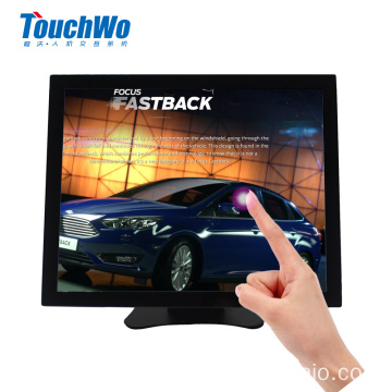 17 inch Embedded Industrial Touch PC