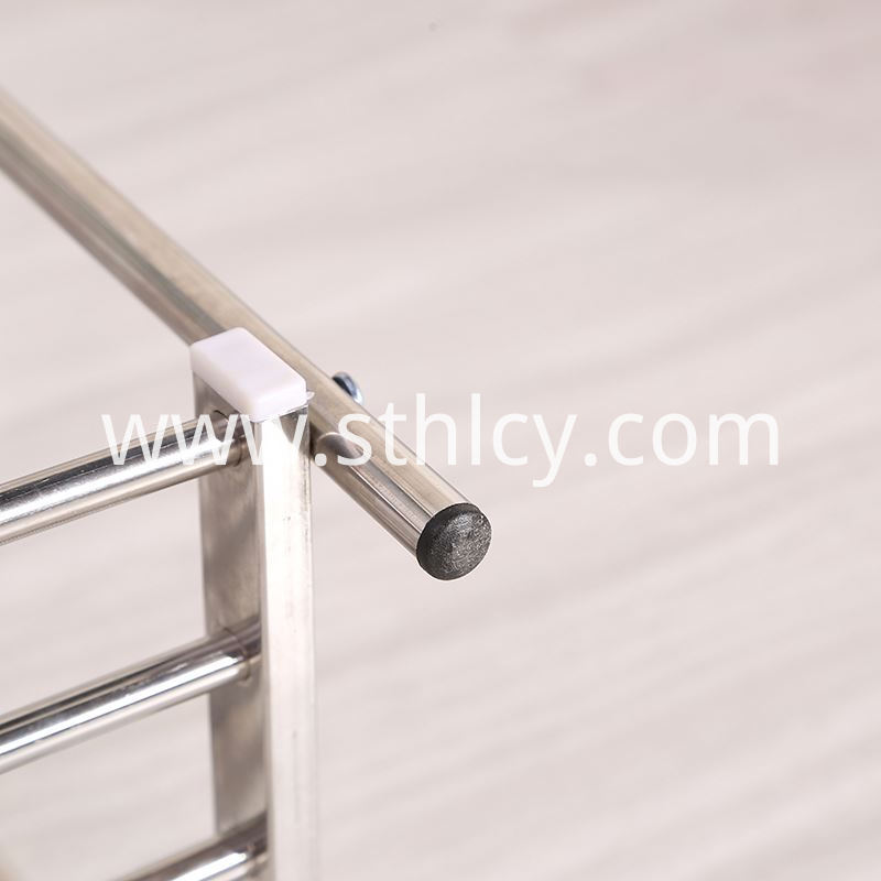 Modern Simple Metal Stainless Steel Shoe Frame05