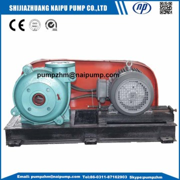 High head high chrome slurry pumps