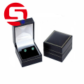 Custom logo jewelry box packaging